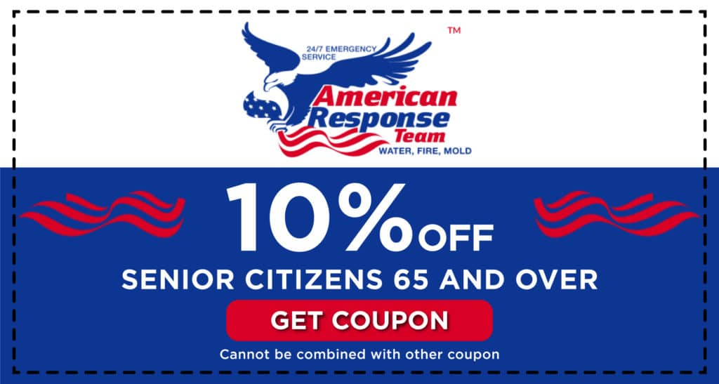 American Response Senior Citizen Coupon