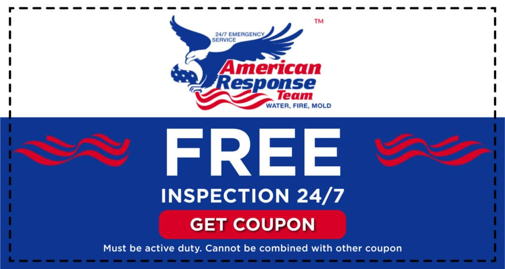 American Response Inspection Coupon