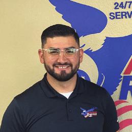 Luis Paredes - Reconstruction Manager